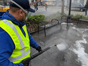 Journal Square Pressure Washing