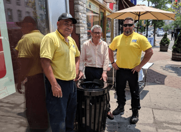 Ironbound Clean Team Stakeholder Outreach